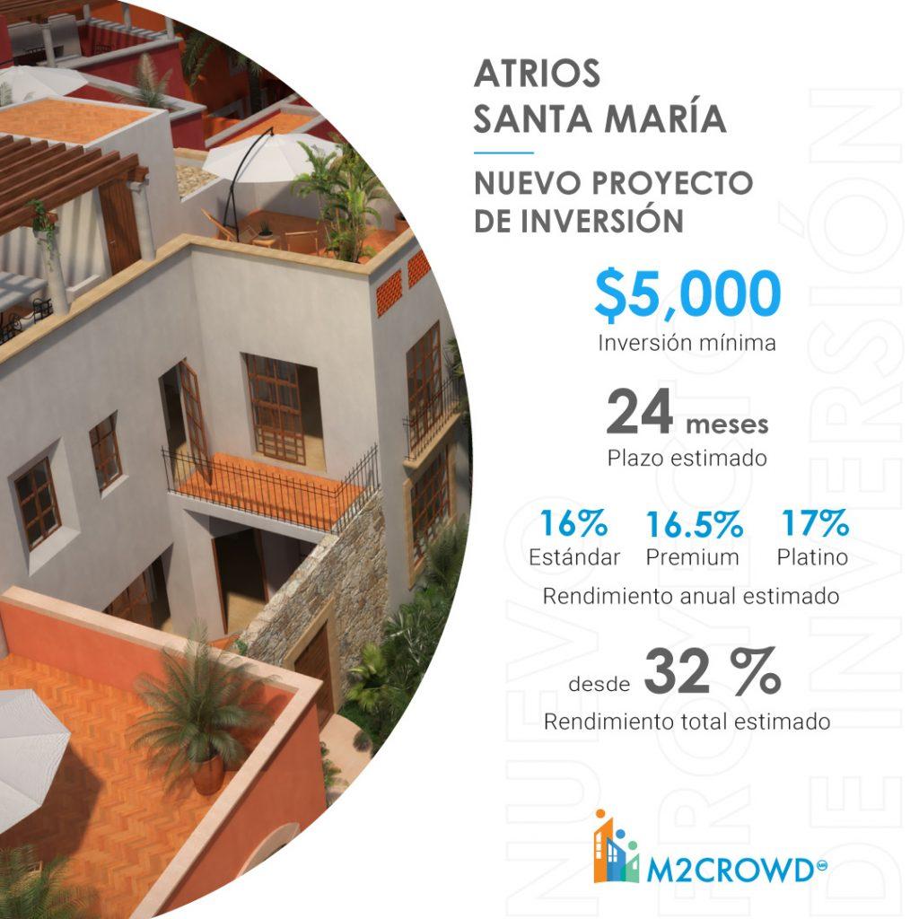 Proyecto Atrios Santa María, San Miguel de Allende
