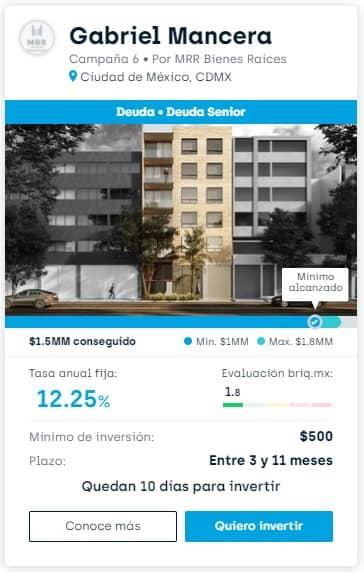 Proyecto Gabriel Mancera