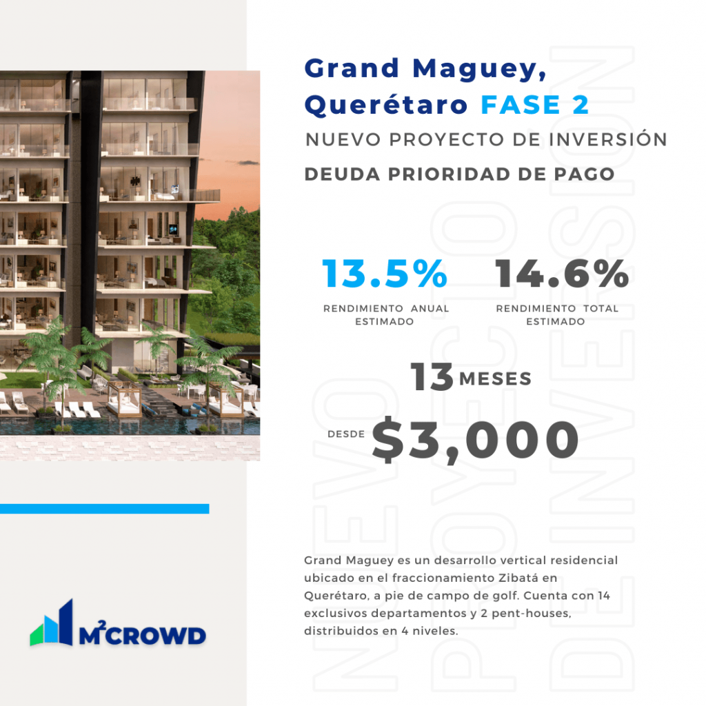 Proyecto Grand maguey Zibatá, Querétaro fase 2