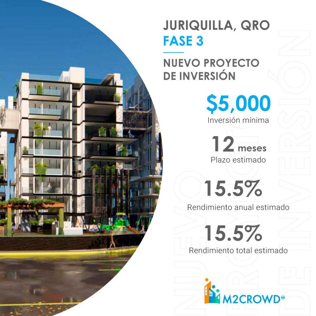 Proyecto Juriquilla, Querétaro Fase 3