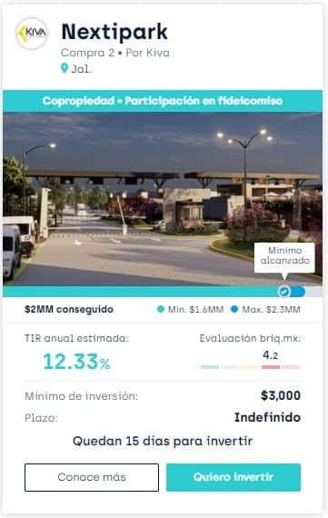 Proyecto Nextipark