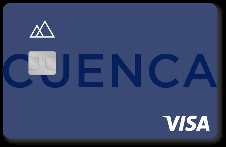 Tarjeta de débito Visa Cuenca