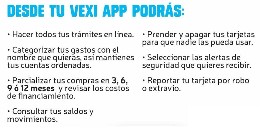 app de vexi