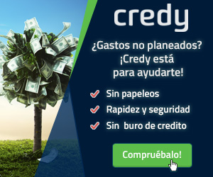 banner credy