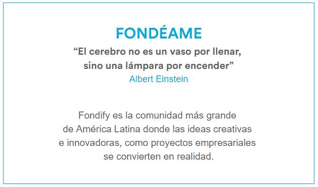 fondear Fondify