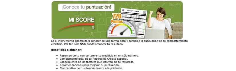 incluir mi score